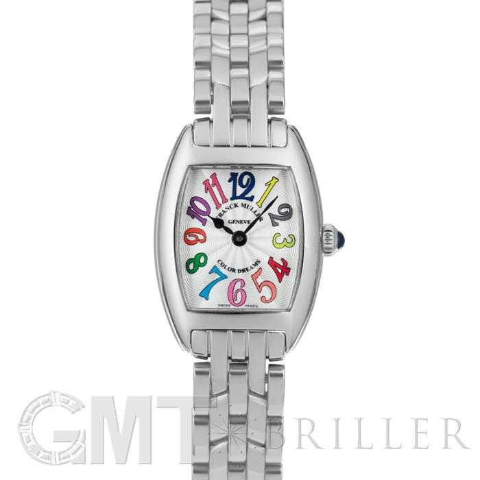 [最大3万円引き! 5/1]FRANCK MULLER フランクミュラー トノーカーベックス プティ2502QZ カラードリーム FRANCK MULLER新品レディース腕時計 送料無料