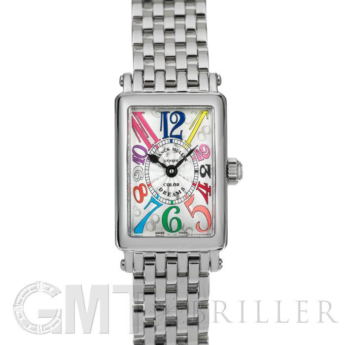 [最大3万円引き! 5/1]フランクミュラー ロングアイランド プティ 802QZ カラードリーム FRANCK MULLER新品レディース腕時計 送料無料