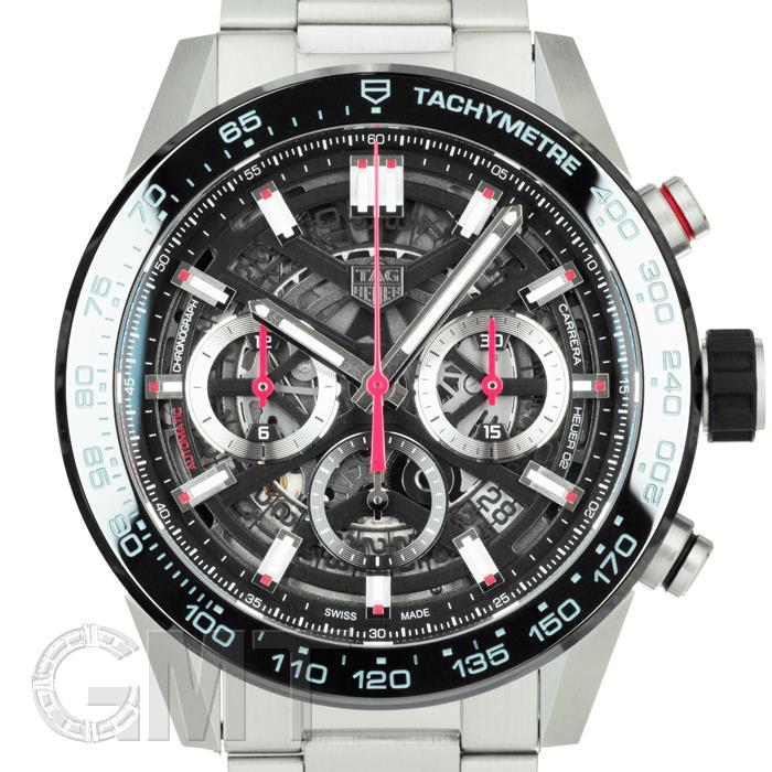[最大3万円引き! 5/1]タグホイヤー カレラ ホイヤー02 クロノグラフ CBG2A10.BA0654 TAG HEUER新品メンズ腕時計 送料無料