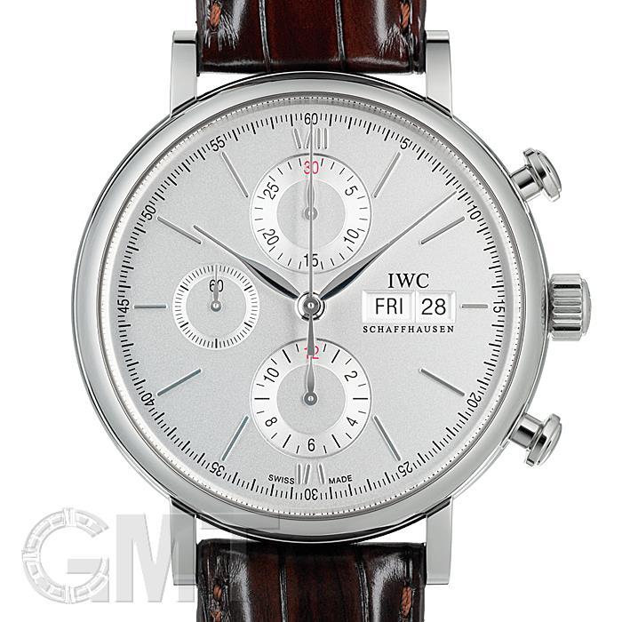 [最大3万円引き! 5/1]IWC ポートフィノ クロノグラフ IW391027 IWC 新品メンズ 腕時計 送料無料