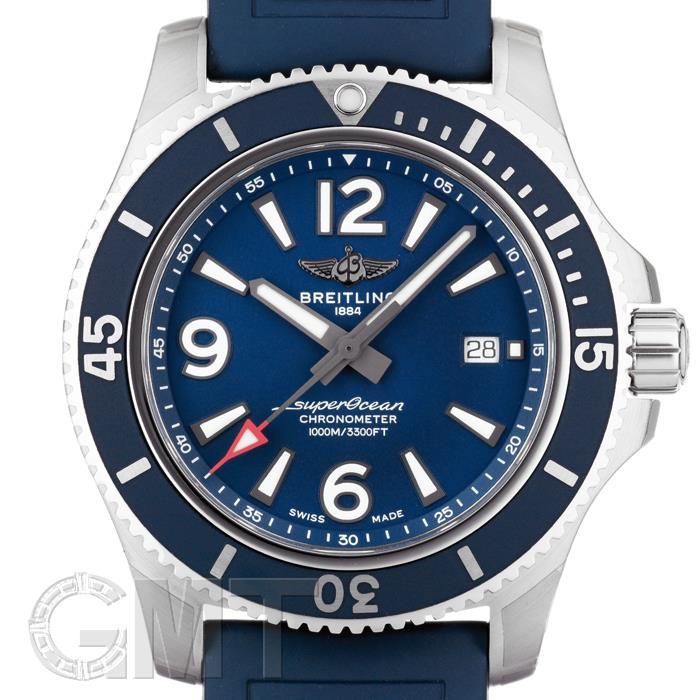 ブライトリング スーパーオーシャン オートマティック 44 A292C-1VPR ブルー BREITLING 新品メンズ 腕時計 送料無料