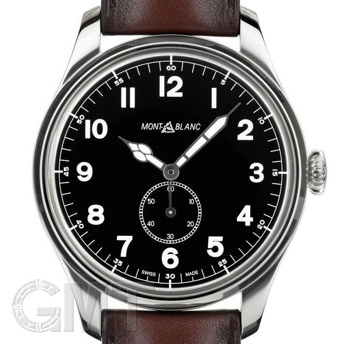 [最大3万円引き! 5/1]モンブラン 1858 オートマティック スモールセコンド 115073 MONTBLANC 新品メンズ 腕時計 送料無料