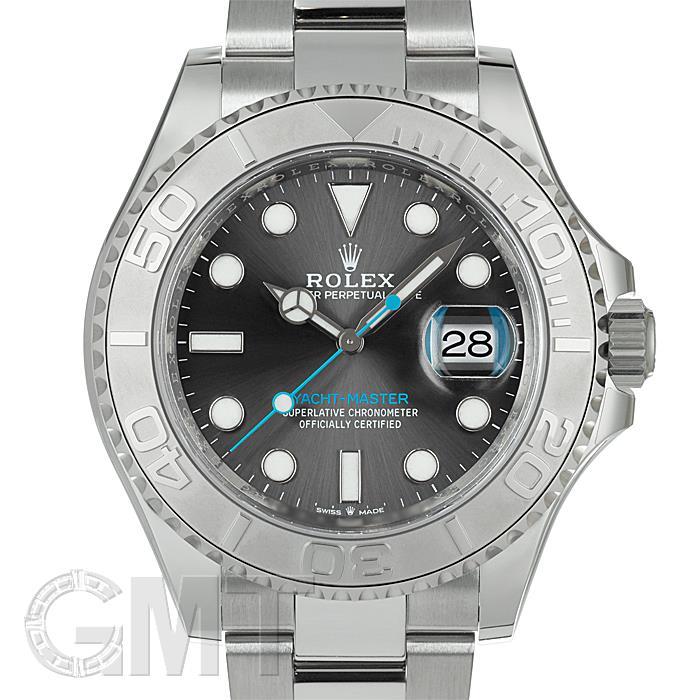 [最大3万円引き! 5/1]2019年新作ロレックス ヨットマスター 40 126622 ダークロジウム ROLEX新品メンズ腕時計 送料無料