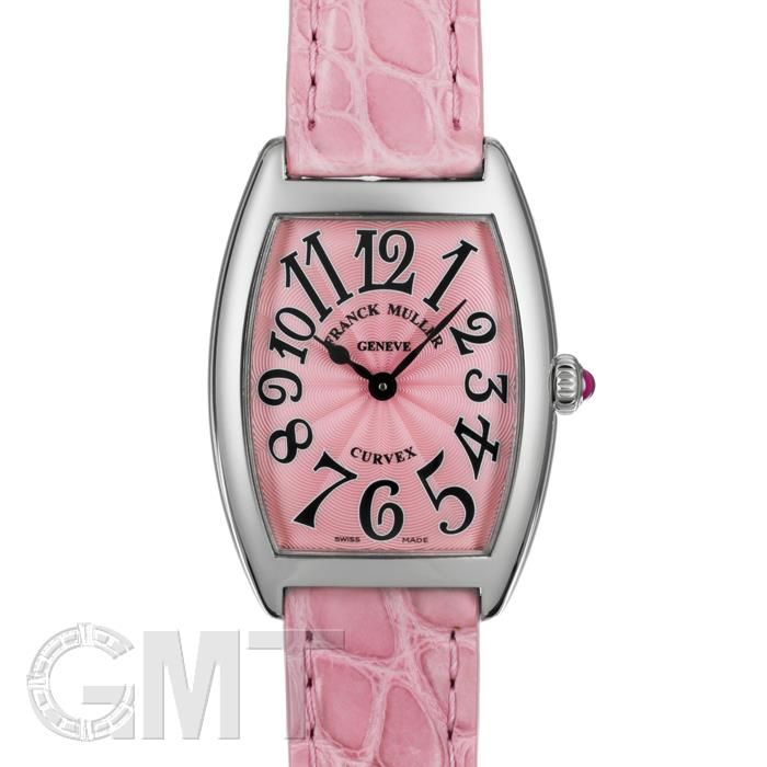 別倉庫からの配送 お求めやすく価格改定 フランク ミュラー トノーカーべックス 1752BQZ ピンク ピンクレザー 腕時計 FRANCK 新品レディース 送料無料 MULLER