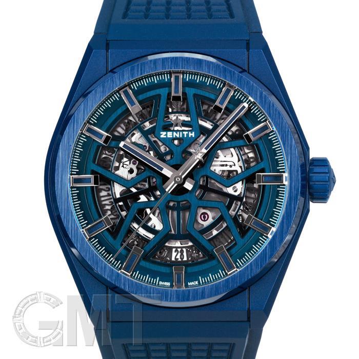 ゼニス デファイ クラシック ブルーセラミック 49.9003.670/51.R793 ZENITH 新品メンズ 腕時計 送料無料