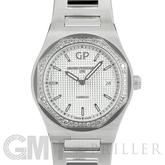 ジラール・ペルゴ 80189D11A131-11A ロレアート34mm ベゼルダイヤ 新品レディース腕時計 送料無料
