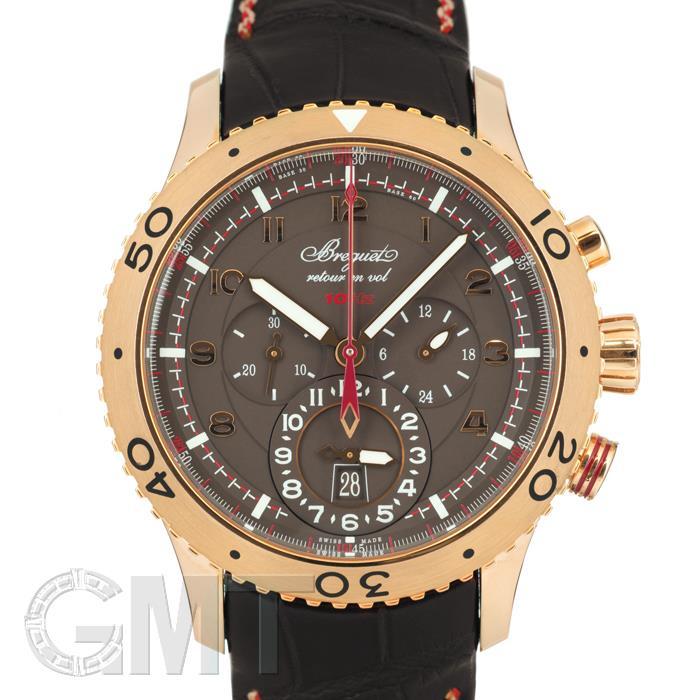 [最大3万円引き! 5/1]ブレゲ TYPE XXII タイプトゥエンティトゥー 3880BR/Z2/9XV ブラウン ローズゴールド※ BREGUET新品メンズ腕時計 送料無料
