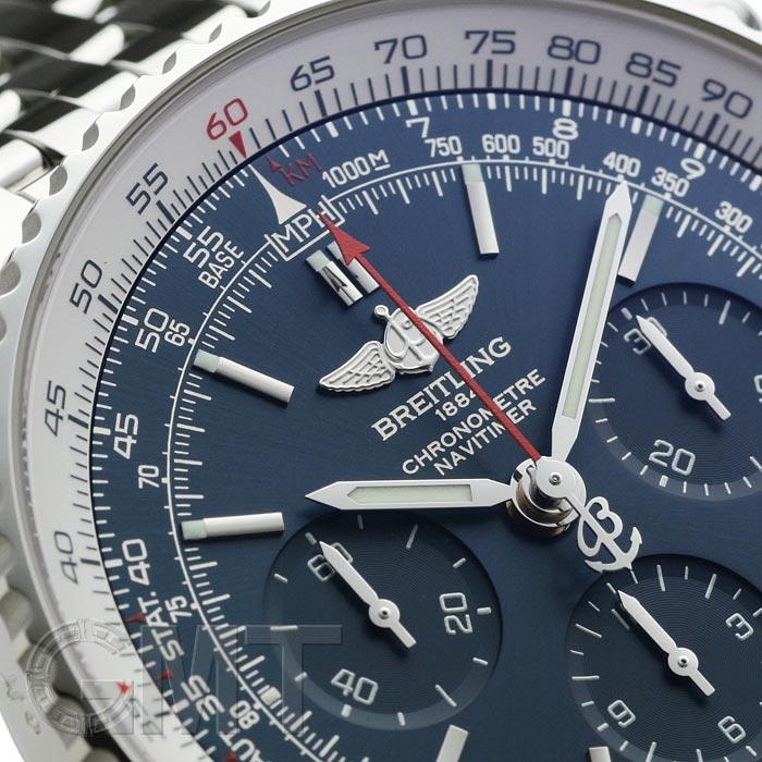 BREITLING BRIGHT环导航器计时器01布鲁斯X S232C64NP 500条限定
