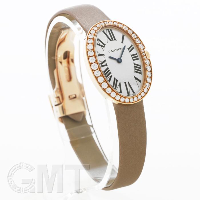 CARTIER カルティエベニュワール SM WB520004 bezel diamond