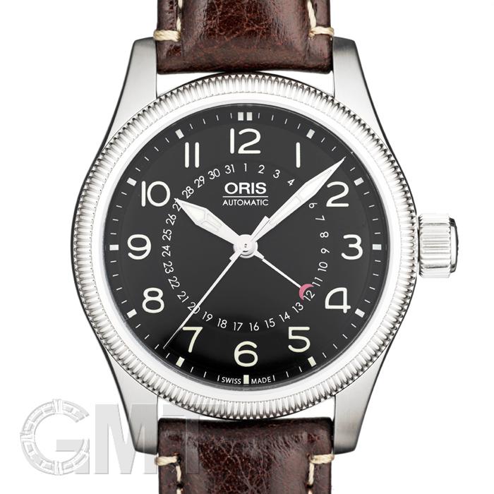 ORIS オリス ビッグクラウン ポインター デイト ブラック 754 7679 4064D 新品 腕時計 メンズ 送料無料