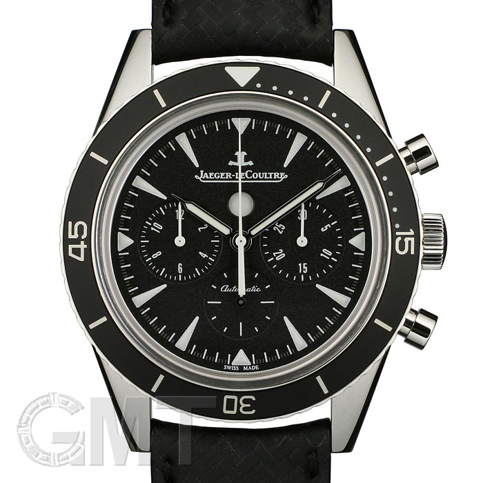 JAEGER LECOULTRE ジャガー・ルクルト ディープシークロノグラフ Q2068570 新品腕時計 メンズ 送料無料