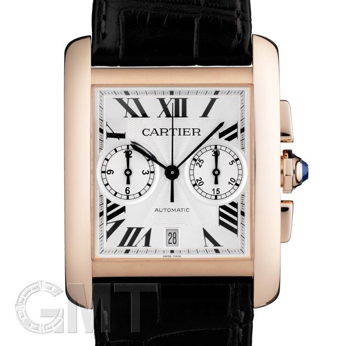 CARTIER カルティエ タンク MC クロノグラフ W5330005 【新品】【腕時計】【メンズ】 【送料無料】 【あす楽_年中無休】