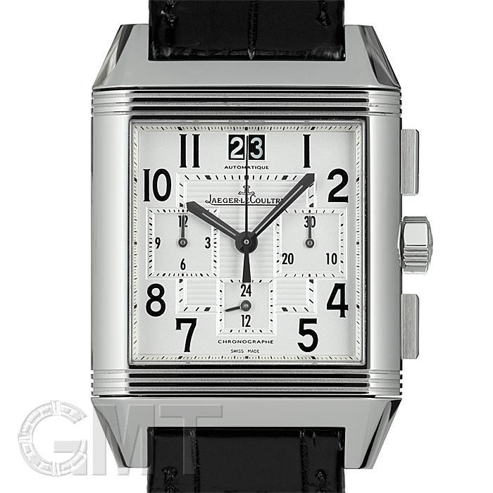 ジャガールクルト レベルソ スクアドラクロノグラフ GMT Q7018420 JAEGER LECOULTRE 【中古】【メンズ】 【腕時計】 【送料無料】 【あす楽_年中無休】