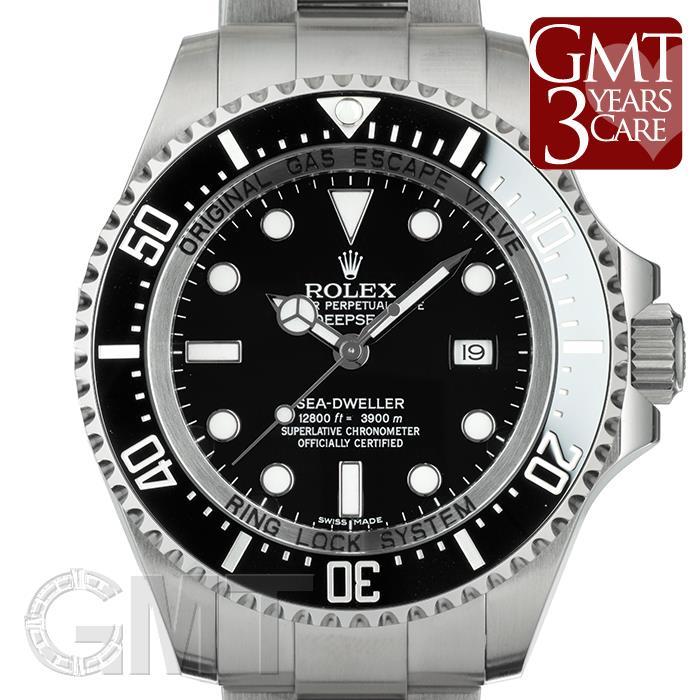 ロレックス シードゥエラー ディープシー 116660 ROLEX 【中古】【メンズ】 【腕時計】 【送料無料】 【あす楽_年中無休】
