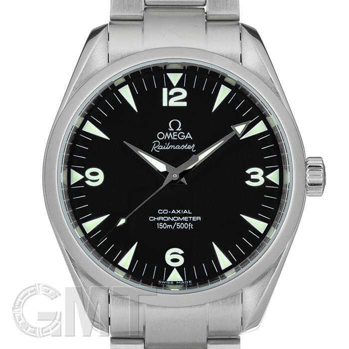【特別セール品】 オメガ シーマスター 2502.52  アクアテラ レイルマスター 2502.52 オメガ  シーマスター OMEGA メンズ 腕時計 送料無料, オガチグン:77e13203 --- baecker-innung-westfalen-sued.de