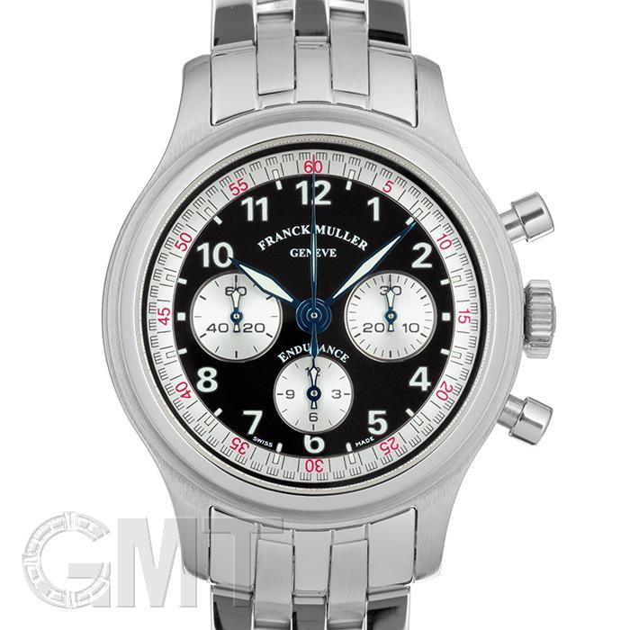 世界限定70本フランクミュラー エンデュランス12 ブラック ブレス FRANCK MULLER中古メンズ腕時計 送料無料