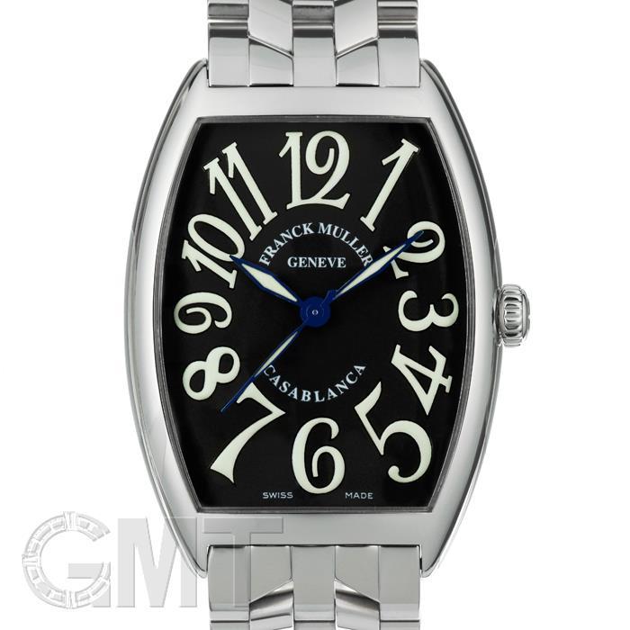 フランク・ミュラー トノーカーべックス ブラック 6850CASA FRANCK MULLER 【中古】【メンズ】 【腕時計】 【送料無料】 【あす楽_年中無休】