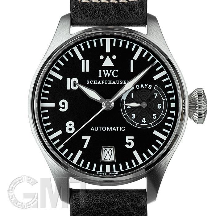 IWC ビッグパイロットウォッチ 7days IW500201 IWC 【中古】【メンズ】 【腕時計】 【送料無料】 【あす楽_年中無休】