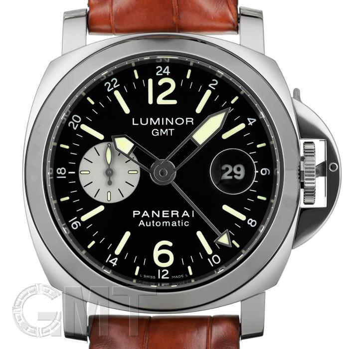 パネライ ルミノール GMT 44mm PAM00088 OFFICINE PANERAI 【中古】【メンズ】 【腕時計】 【送料無料】 【あす楽_年中無休】