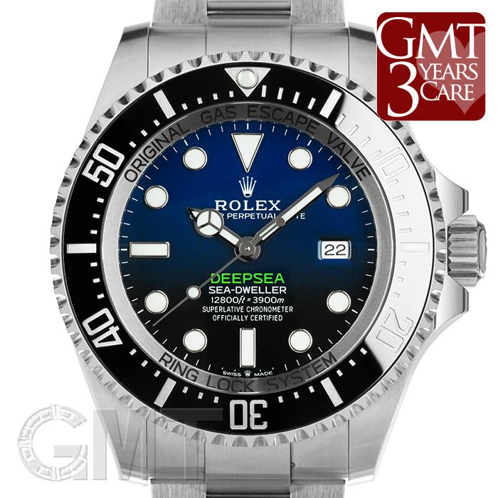 ロレックス シードゥエラー ディープシー 126660 Dブルー ROLEX 【中古】【メンズ】 【腕時計】 【送料無料】 【あす楽_年中無休】