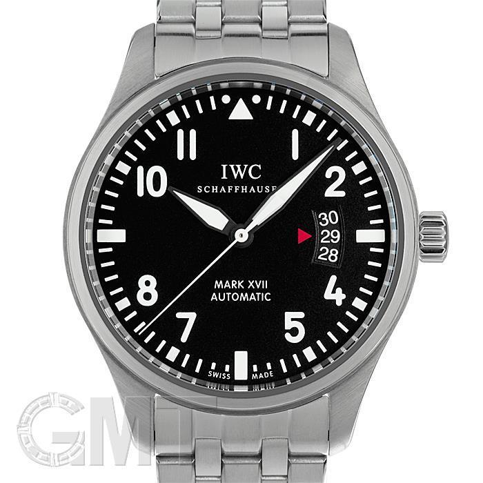 IWC パイロットウォッチ マークXVII IW326504 IWC 【中古】【メンズ】 【腕時計】 【送料無料】 【あす楽_年中無休】