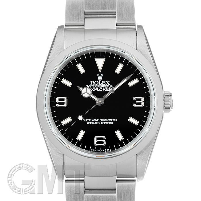 ロレックス エクスプローラーI 14270 ROLEX 【中古】【メンズ】 【腕時計】 【送料無料】 【あす楽_年中無休】