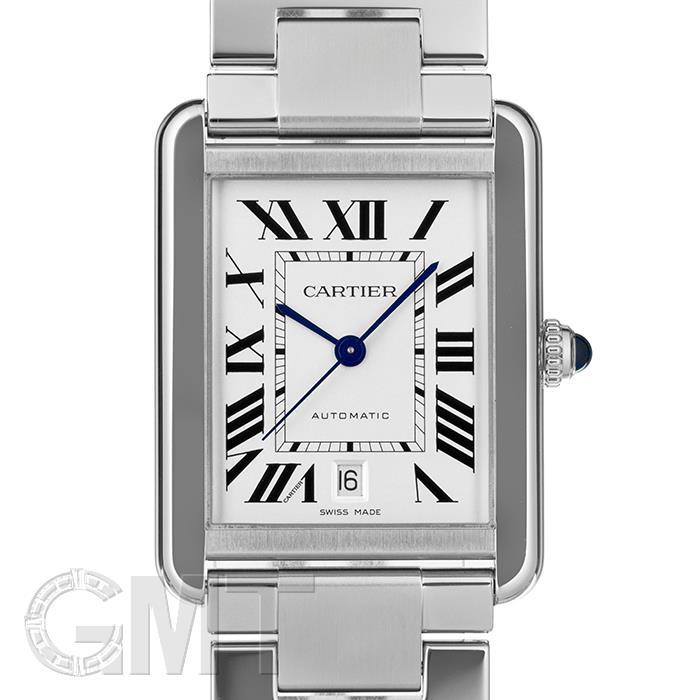 カルティエ タンクソロ XL W5200028 CARTIER 【中古】【メンズ】 【腕時計】 【送料無料】 【あす楽_年中無休】