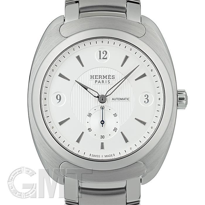 HERMES ドレサージュ DR5.71B シルバー HERMES 【中古】【メンズ】 【腕時計】 【送料無料】 【あす楽_年中無休】