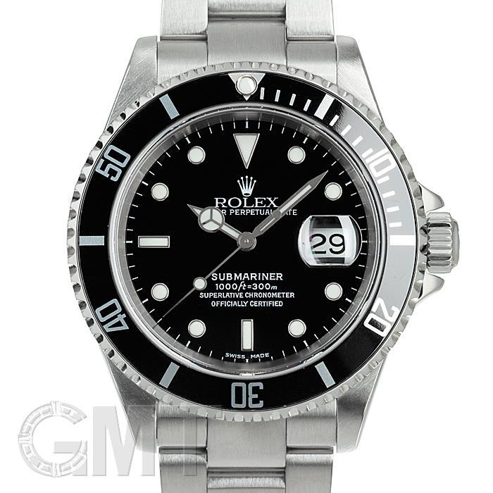 高速配送 ロレックス サブマリーナー デイト 16610 ROLEX メンズ 腕時計 送料無料, ラグ&カーペットのコレクション 95d24da4