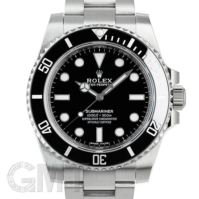 豪奢な ロレックス サブマリーナ ノンデイト 114060 ROLEX メンズ 腕時計 送料無料, 品質一番の ce9a2170