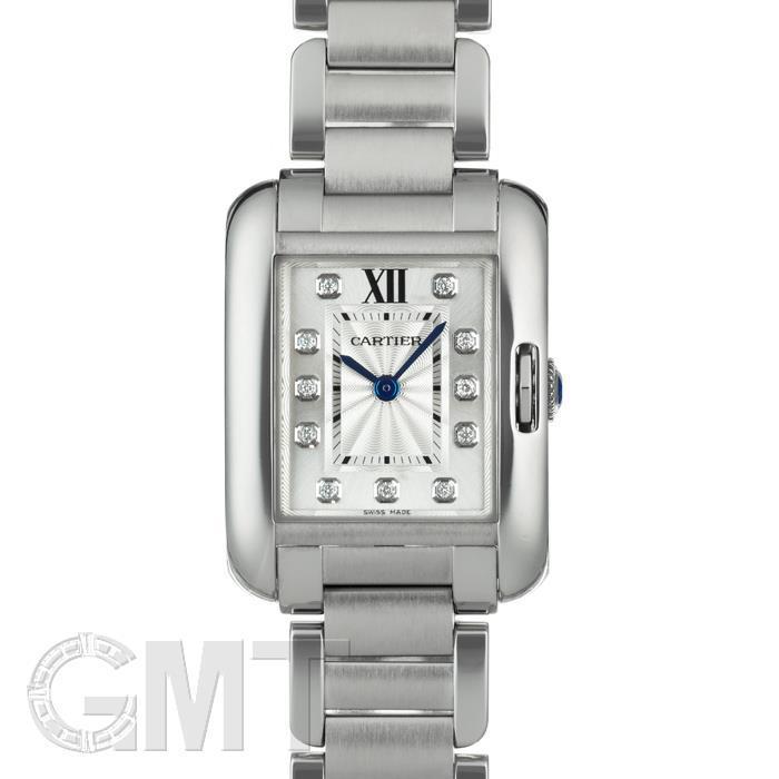 [最大3万円引き! 5/1]カルティエ タンクアングレーズ SM W4TA0003 CARTIER 中古メンズ 腕時計 送料無料