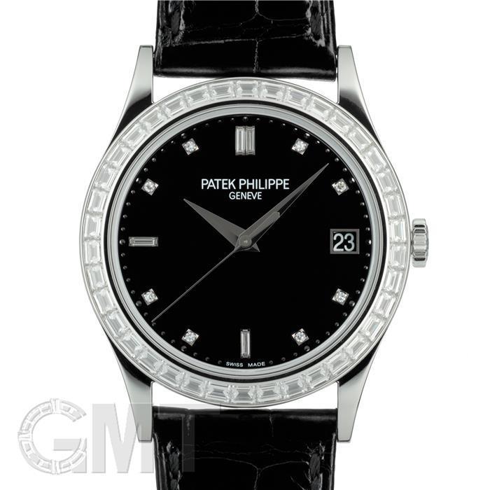 [最大3万円引き! 5/1]パテック・フィリップ カラトラバ 5298P-012 PATEK PHILIPPE中古メンズ腕時計 送料無料