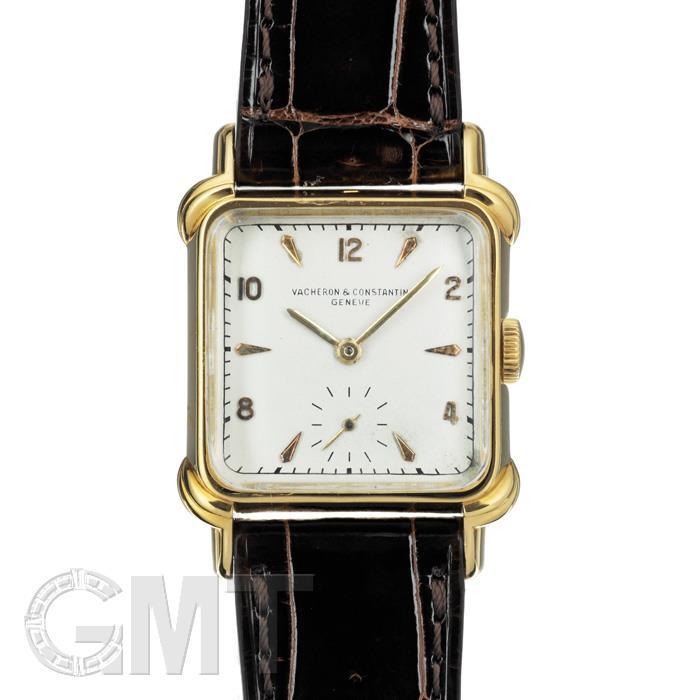 ヴァシュロン・コンスタンタン スクエア 手巻きモデル アンティーク VACHERON CONSTANTIN 中古ユニセックス 腕時計 送料無料