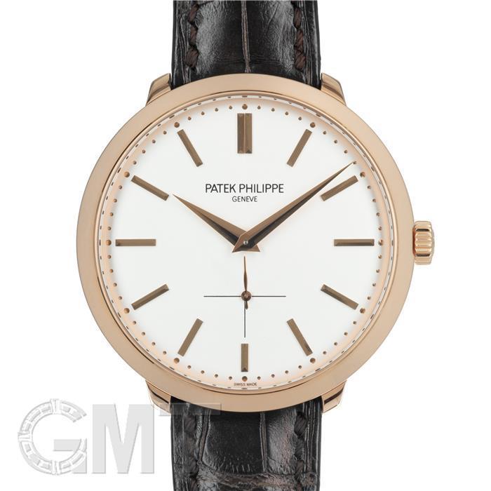 [最大3万円引き! 5/1]パテック・フィリップ カラトラバ 5123R-001 PATEK PHILIPPE中古メンズ腕時計 送料無料