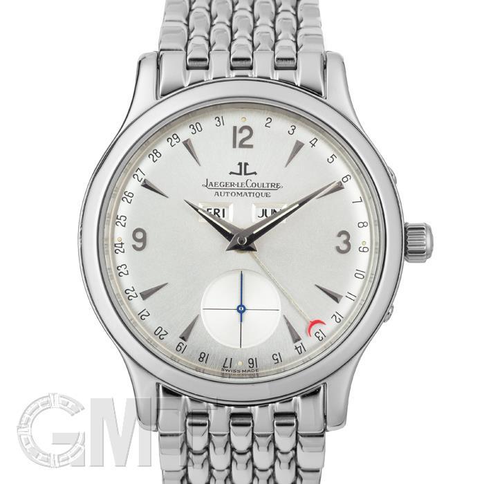 [最大3万円引き! 5/1]ジャガールクルト マスターデイト Q147344A トリプルカレンダー JAEGER LECOULTRE 中古メンズ 腕時計 送料無料 年中無休