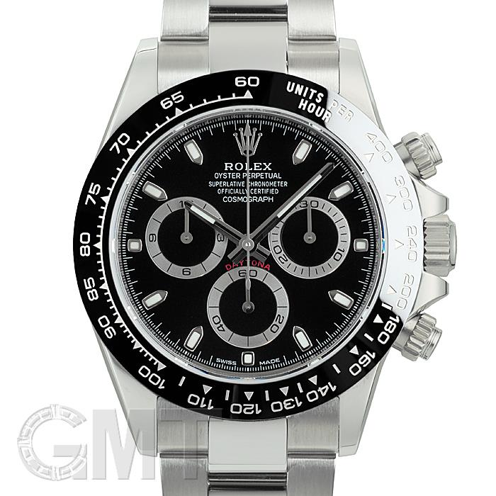 [最大3万円引き! 5/1]ロレックス デイトナ 116500LN ブラック ランダムシリアル ROLEX 中古メンズ 腕時計 送料無料 _年中無休