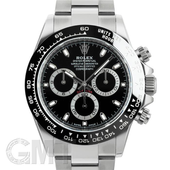 [最大3万円引き! 5/1]ロレックス デイトナ 116500LN ブラック ランダムシリアル ROLEX 中古メンズ 腕時計 送料無料 年中無休