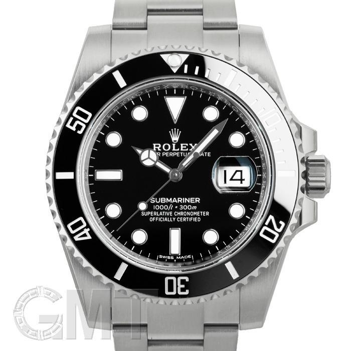 [最大3万円引き! 5/1]ロレックス サブマリーナ デイト 116610LN ブラック ランダムシリアル ROLEX 中古メンズ 腕時計 送料無料 年中無休