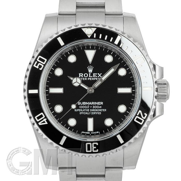 [最大3万円引き! 5/1]ロレックス サブマリーナー 114060 ランダムシリアル ROLEX 中古メンズ 腕時計 送料無料 年中無休