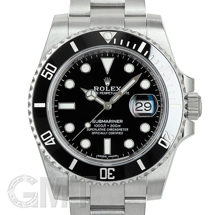 ロレックス サブマリーナー デイト 116610LN ランダムシリアル ROLEX 中古メンズ 腕時計 送料無料 年中無休