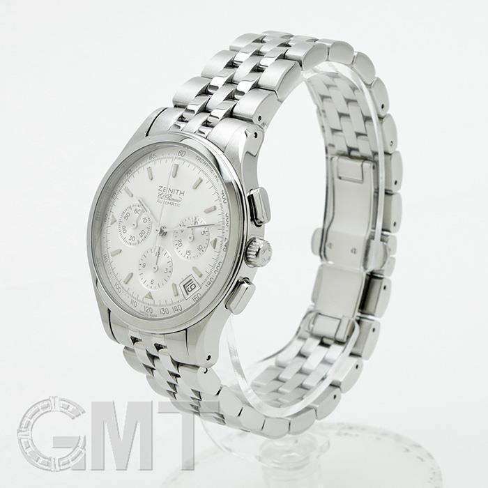 ゼニス クラス エルプリメロ 02 0500 400 シルバー ZENITH メンズ 腕時計 送料無料年中無休nNmw0yv8O