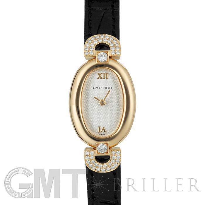 カルティエ ミニベニュワール WB506651 CARTIER 中古レディース 腕時計 送料無料 年中無休