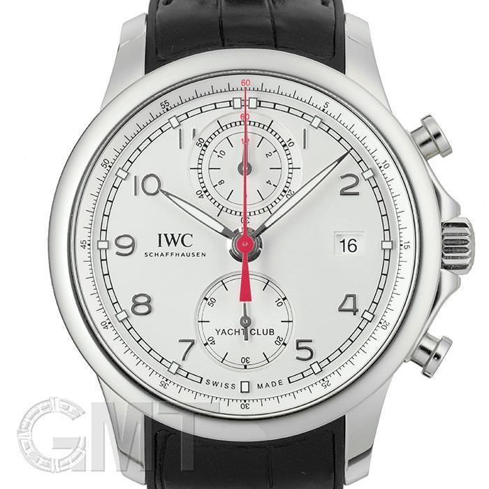 [最大3万円引き! 5/1]IWC ポルトギーゼ ヨットクラブ IW390502 IWC 中古メンズ 腕時計 送料無料 _年中無休