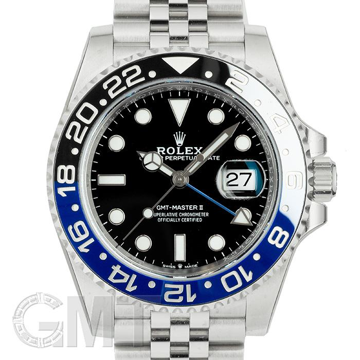 [最大3万円引き! 5/1]ロレックス GMTマスター II 126710BLNR ランダムシリアル ROLEX 中古メンズ 腕時計 送料無料 年中無休
