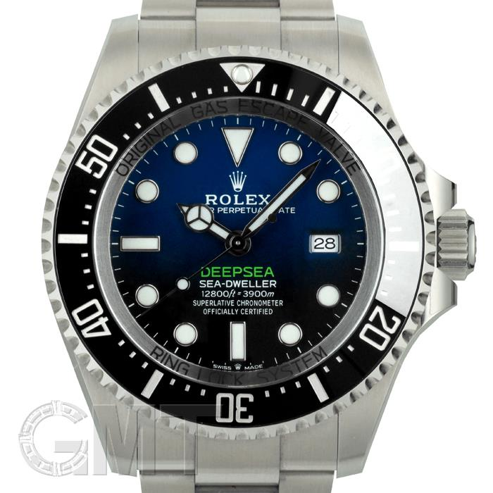 [最大3万円引き! 5/1]ロレックス シードゥエラー ディープシー 126660 Dブルー ランダムシリアル ROLEX 中古メンズ 腕時計 送料無料 年中無休