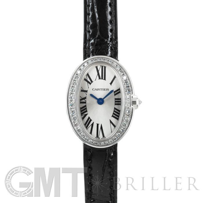 カルティエ ミニベニュワール WB520027 CARTIER 中古レディース 腕時計 送料無料 _年中無休