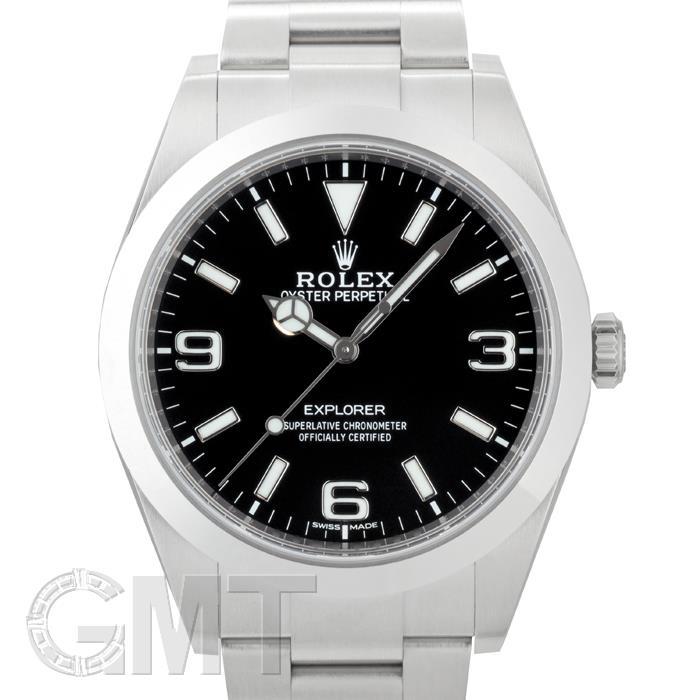 ファッションの 未使用・保護シールなしロレックス エクスプローラー 214270 ROLEX 未使用品メンズ 腕時計 送料無料 _年中無休, 辣椒漢 75765e3c