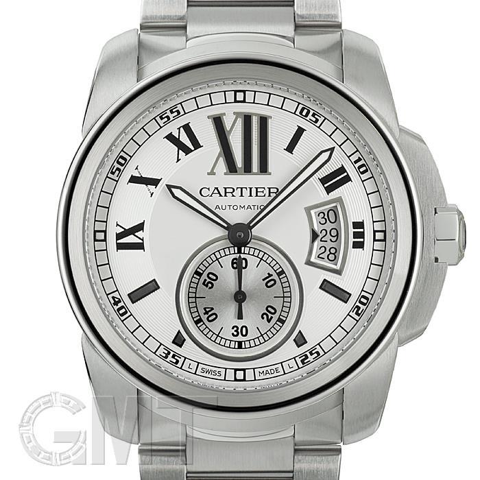 世界有名な カルティエ カリブル カリブル ドゥ カルティエ カルティエ W7100015 CARTIER メンズ 腕時計 送料無料 メンズ_年中無休, 【銀座パリス】:885b3923 --- baecker-innung-westfalen-sued.de