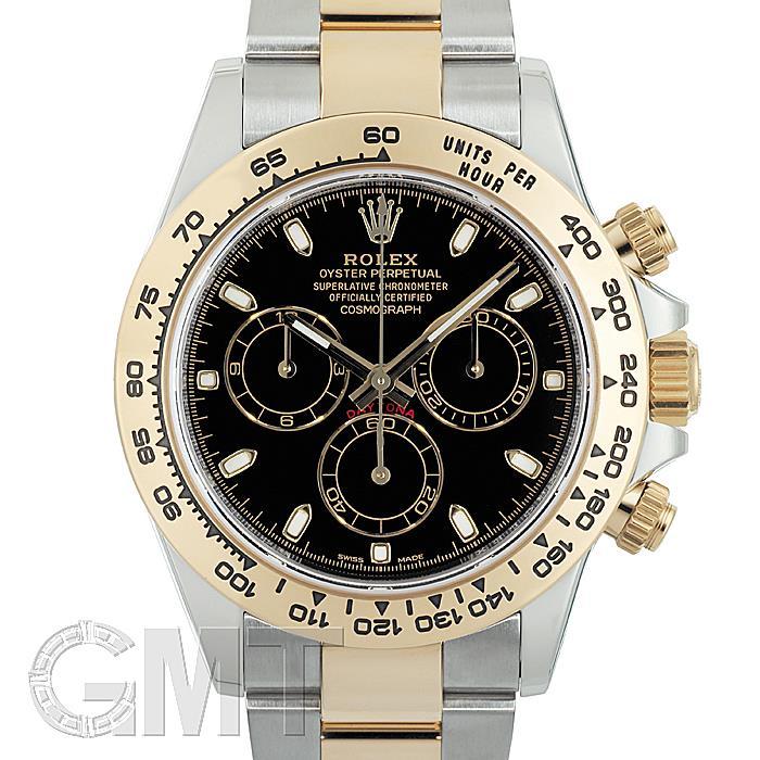 激安単価で ロレックス 腕時計 デイトナ 116503 送料無料 ブラック ランダムシリアル ROLEX メンズ 腕時計 ブラック 送料無料, BMXDEPO:3380bb70 --- baecker-innung-westfalen-sued.de