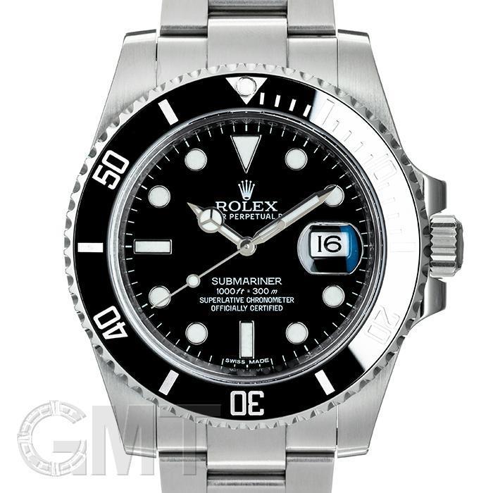 店舗 ロレックス サブマリーナー 新品未使用 デイト 116610LN ランダムシリアル ROLEX 中古メンズ 送料無料 腕時計